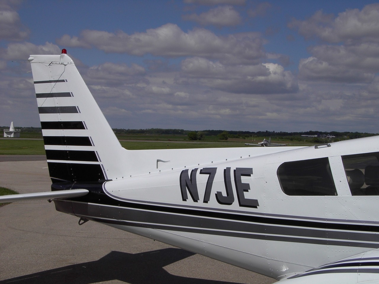 Piper PA-30/39 Twin Comanche #4