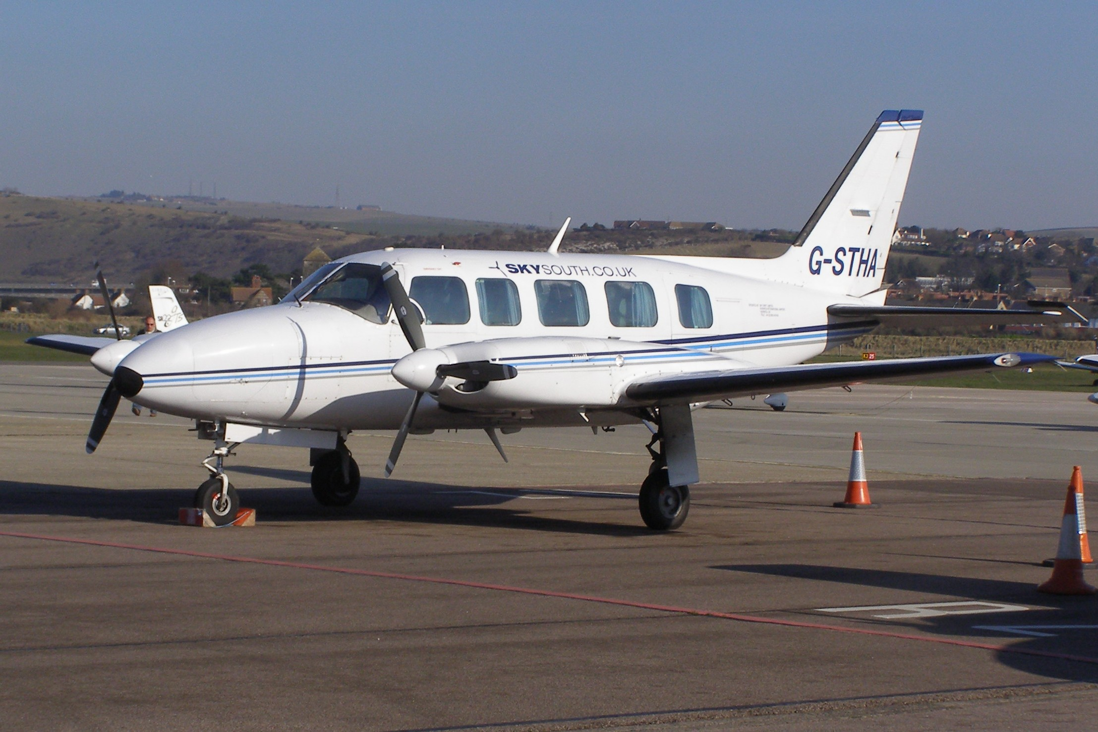 Piper PA-31 Chieftain/Mojave/T-1020/T-1040 #2