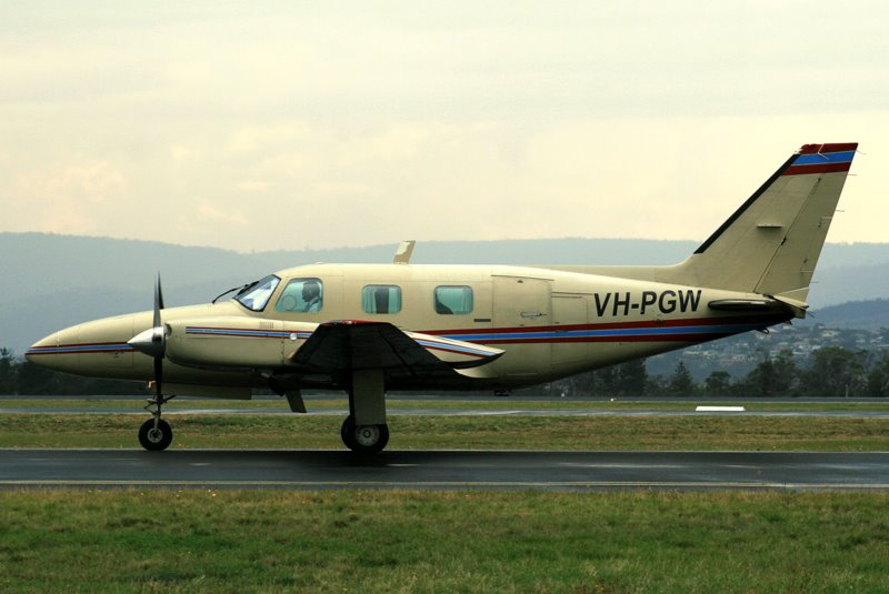 Piper PA-31 Chieftain/Mojave/T-1020/T-1040 #3