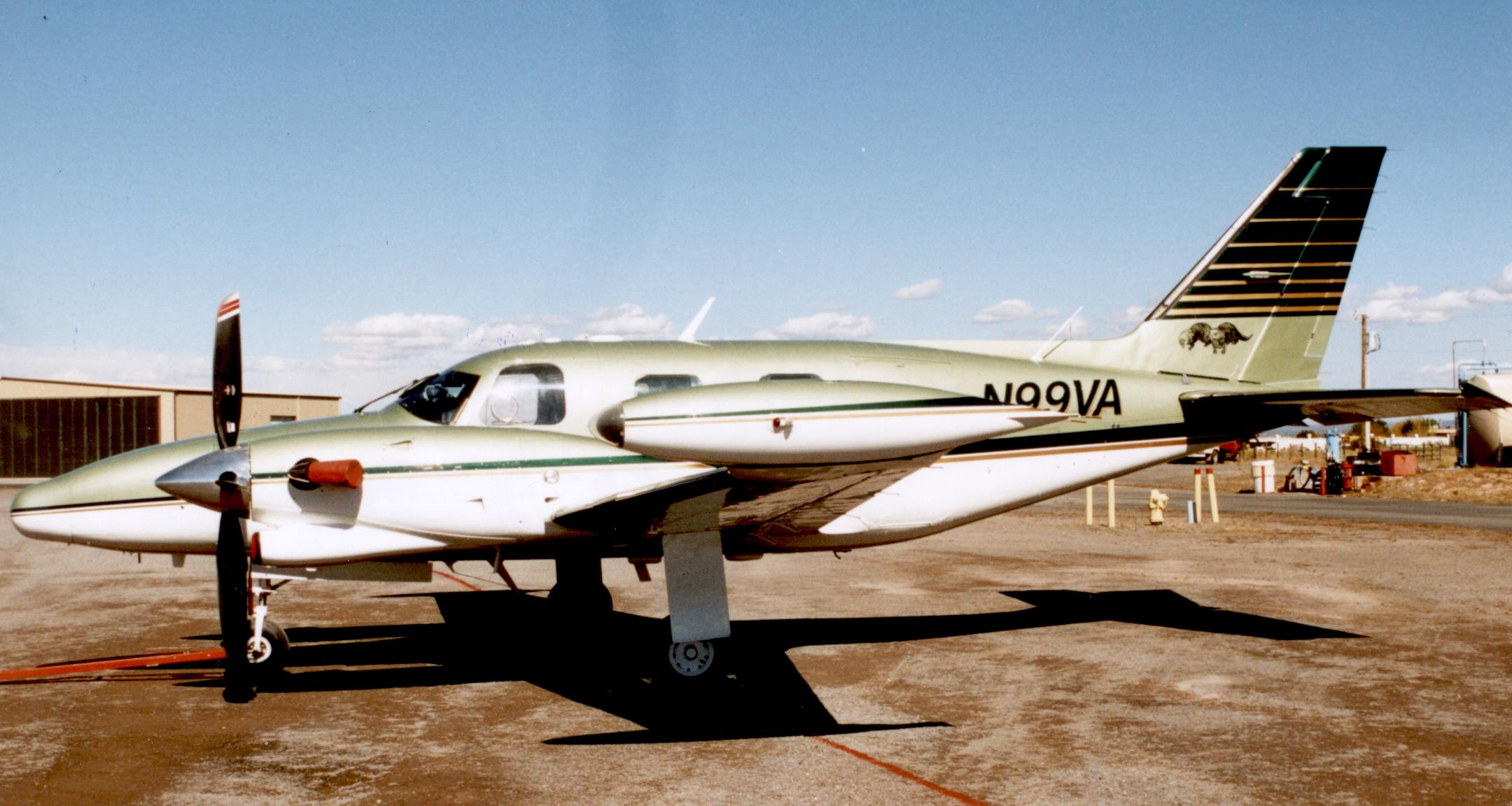 Piper PA-31 Chieftain/Mojave/T-1020/T-1040 #7