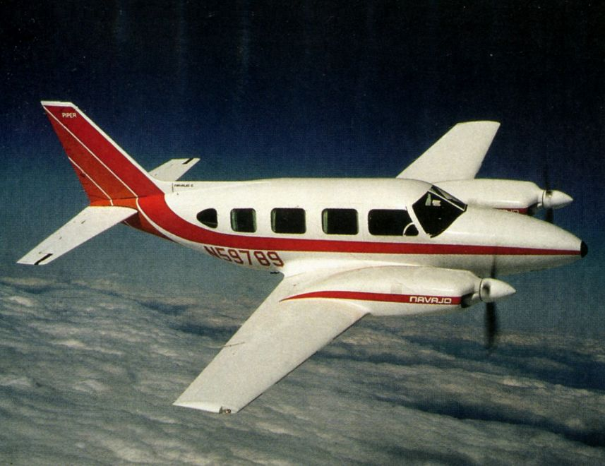 Piper PA-31 Chieftain/Mojave/T-1020/T-1040 #9