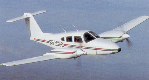 Piper PA-44 Seminole previous
