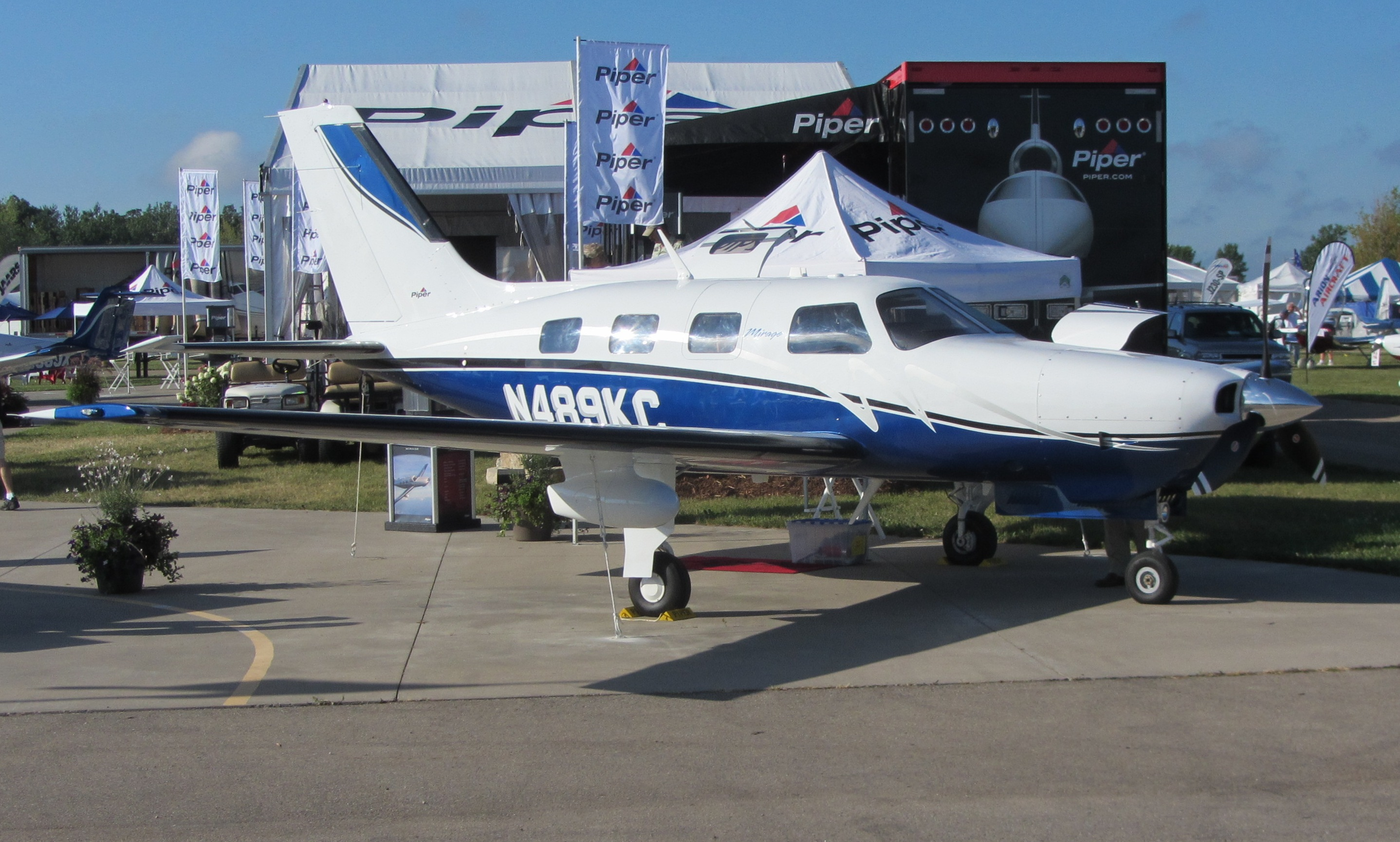 Piper PA-46 Malibu/Malibu Mirage next