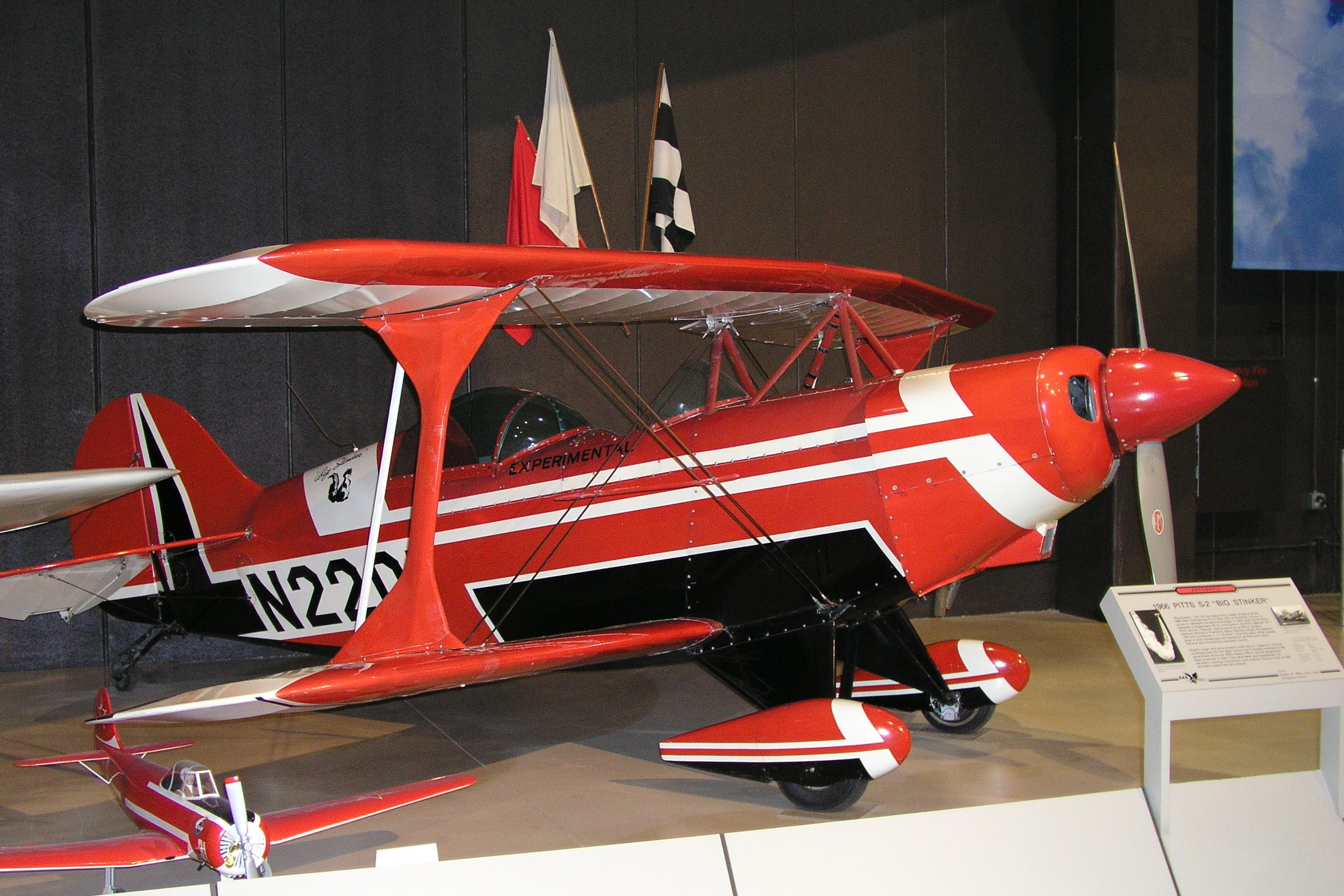 Pitts S-1/2 Special #1