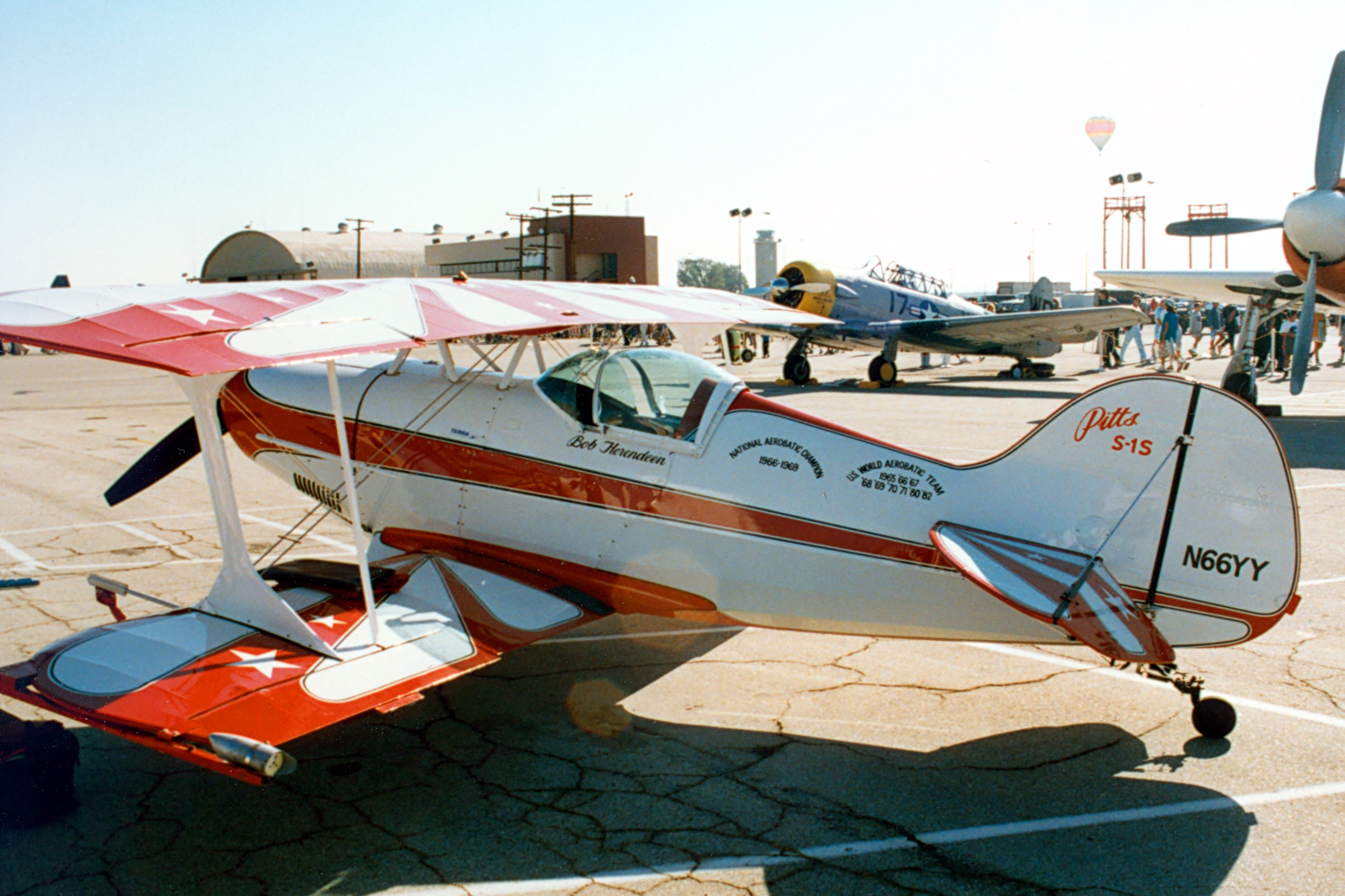 Pitts S-1/2 Special #3