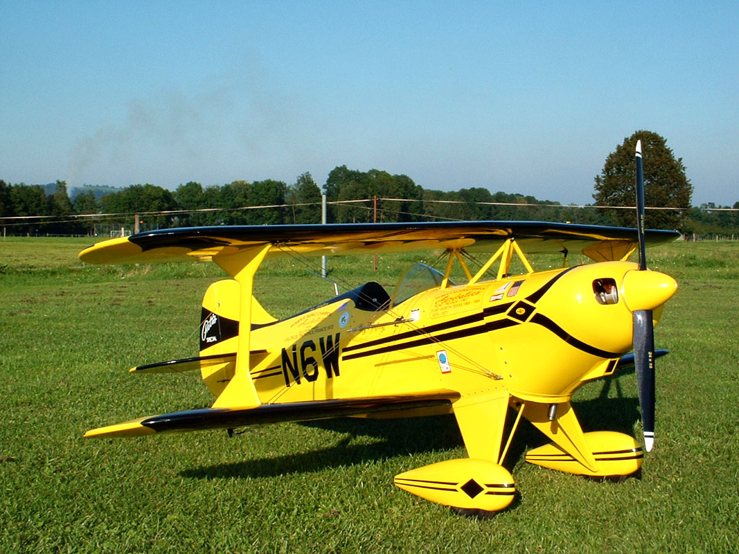 Pitts S-1/2 Special #5