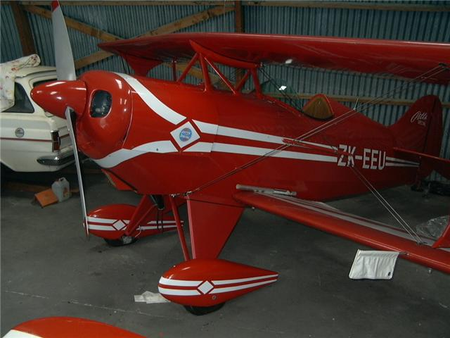 Pitts S-1/2 Special #7