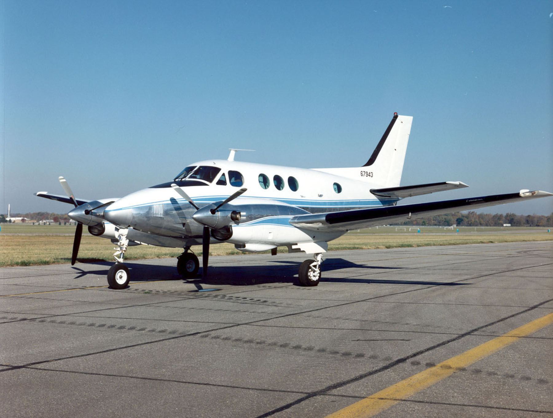 Raytheon 90/100 King Air #3