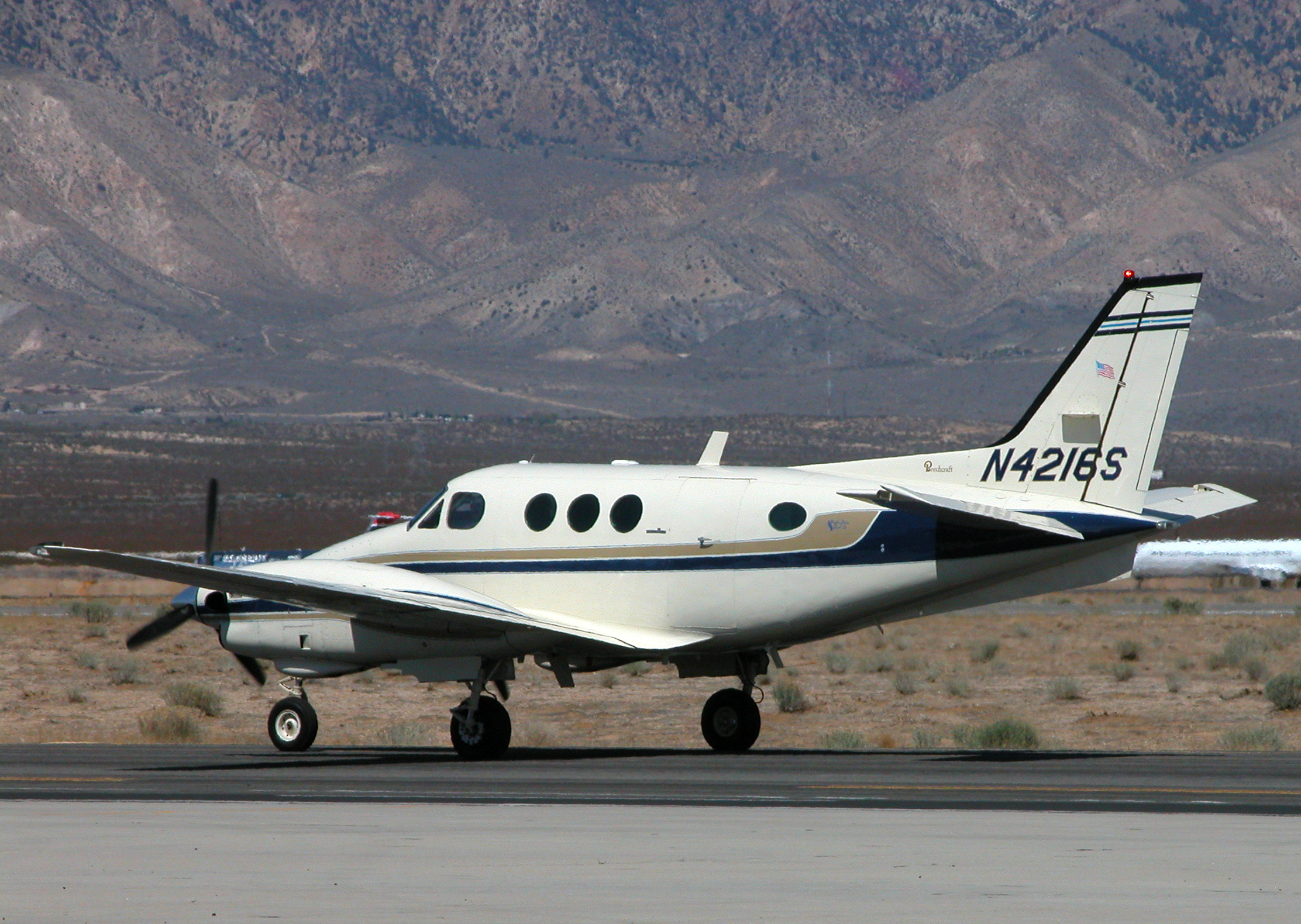 Raytheon 90/100 King Air #6
