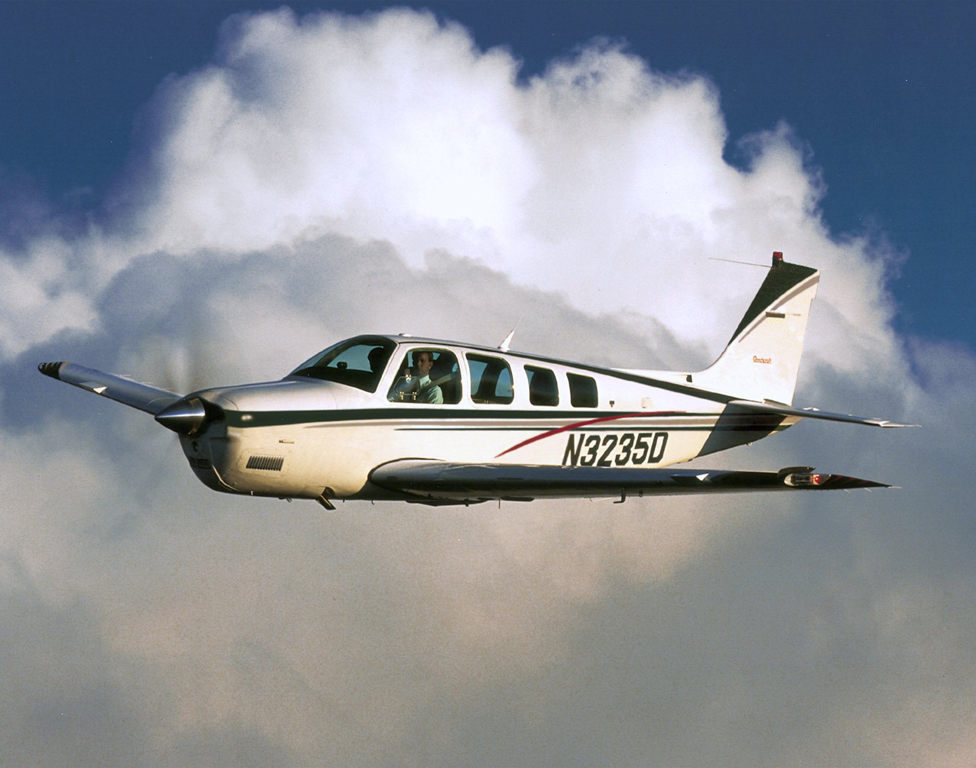 Raytheon Beechcraft Bonanza previous