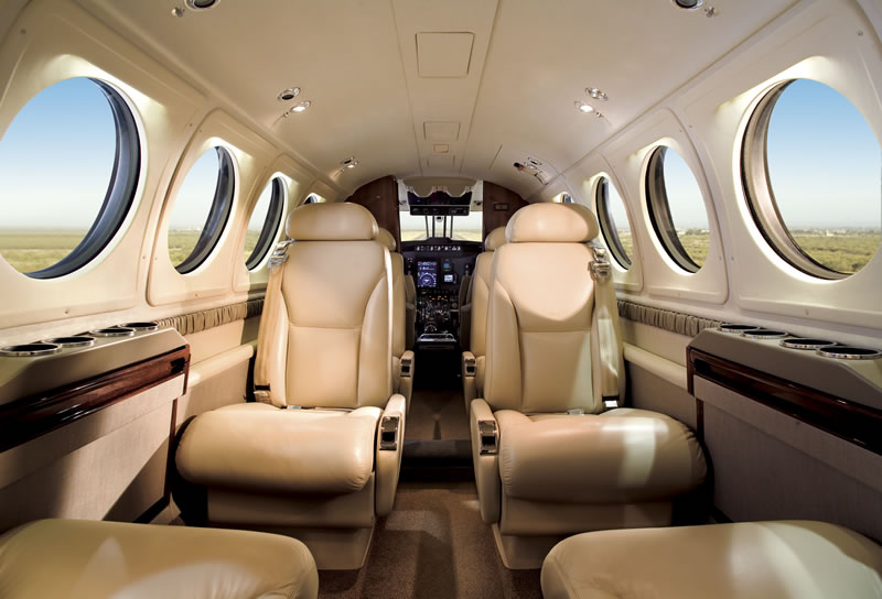 Raytheon Beechcraft King Air 200 #2