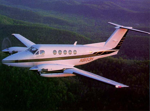 Raytheon Beechcraft King Air 200 #4