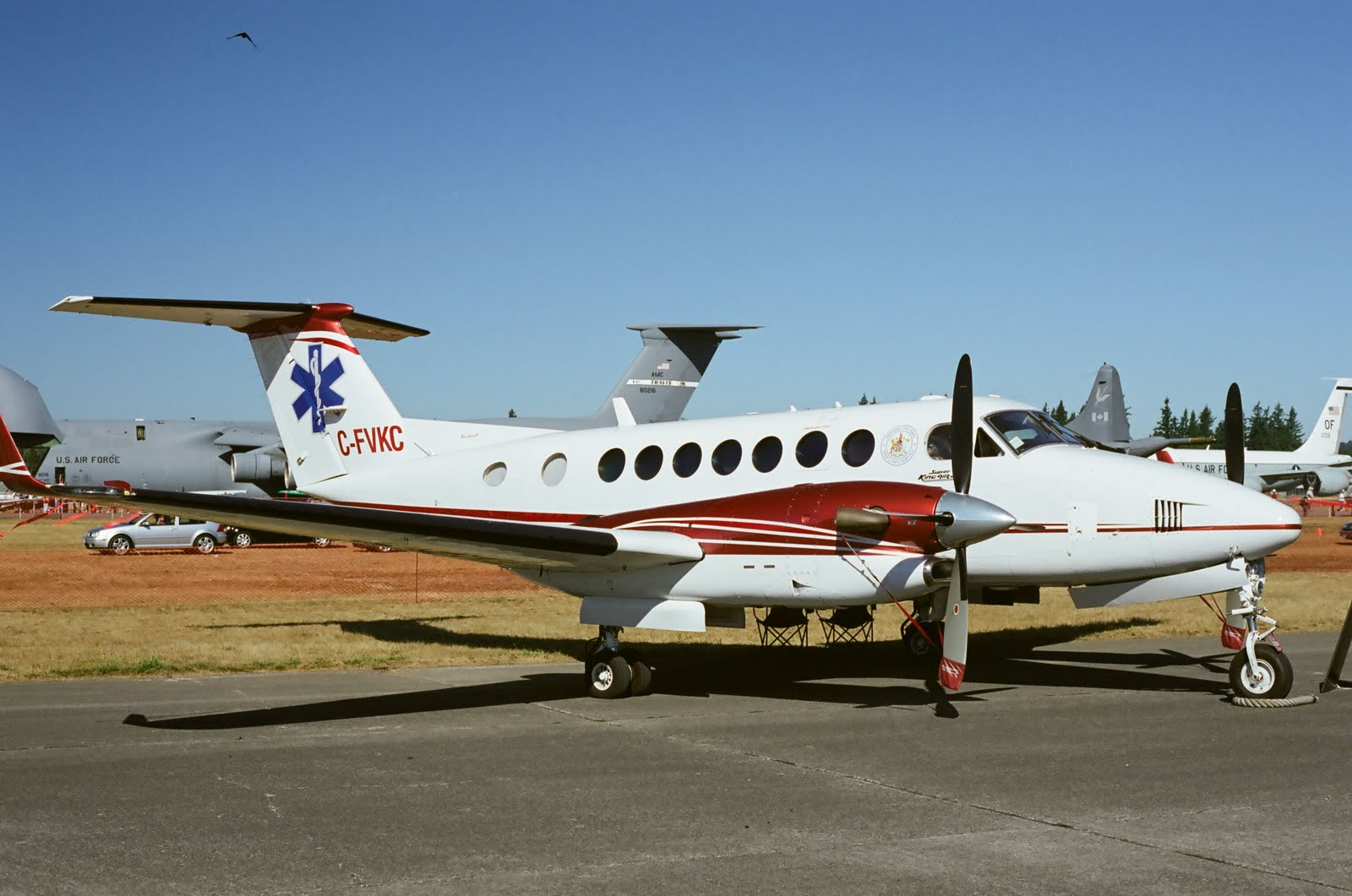 Raytheon Beechcraft King Air 300 & 350 #6