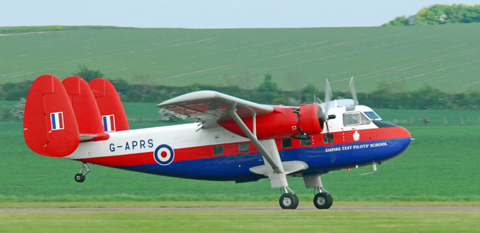 Scottish Aviation Twin Pioneer #2