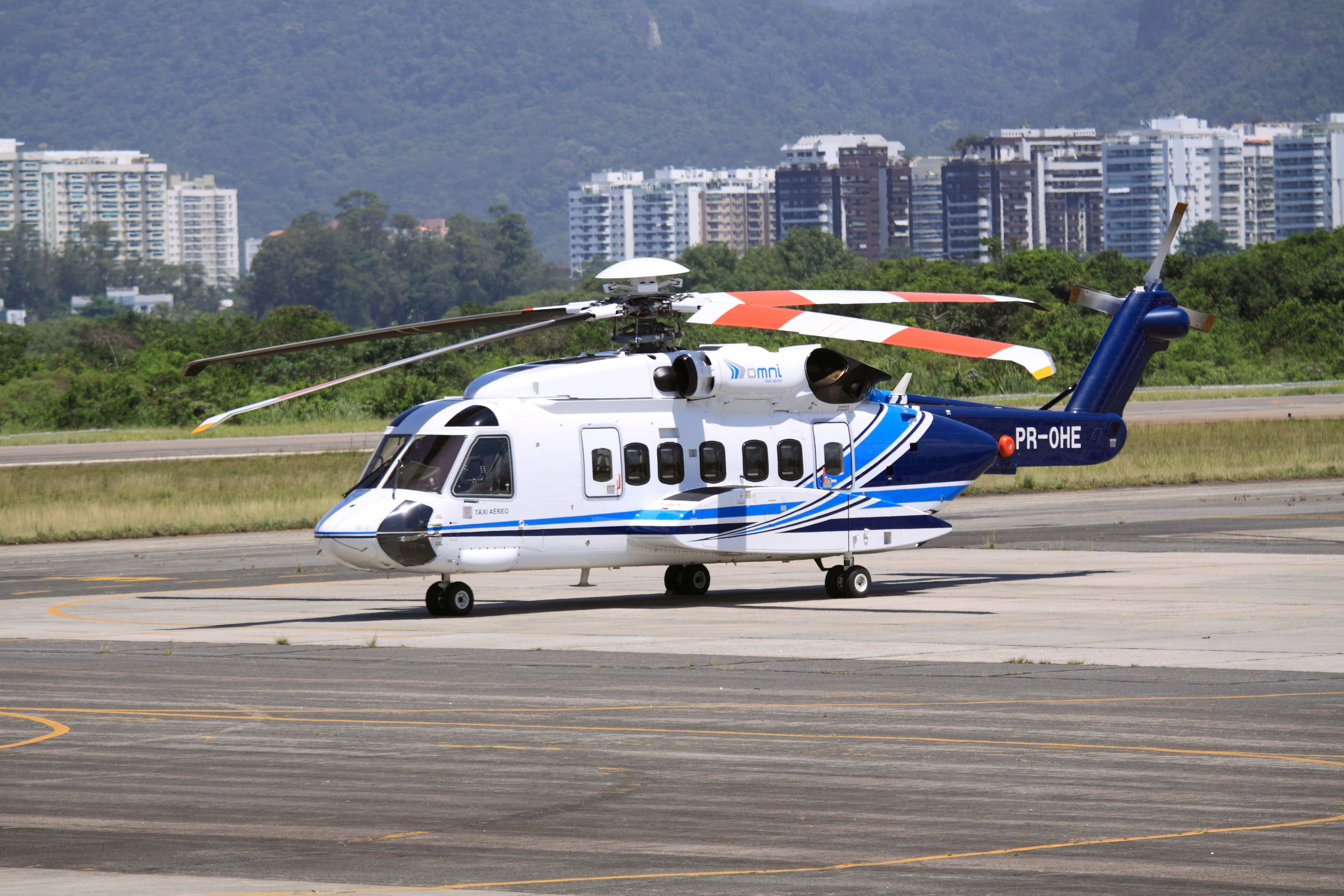 Sikorsky S-92 Helibus #2