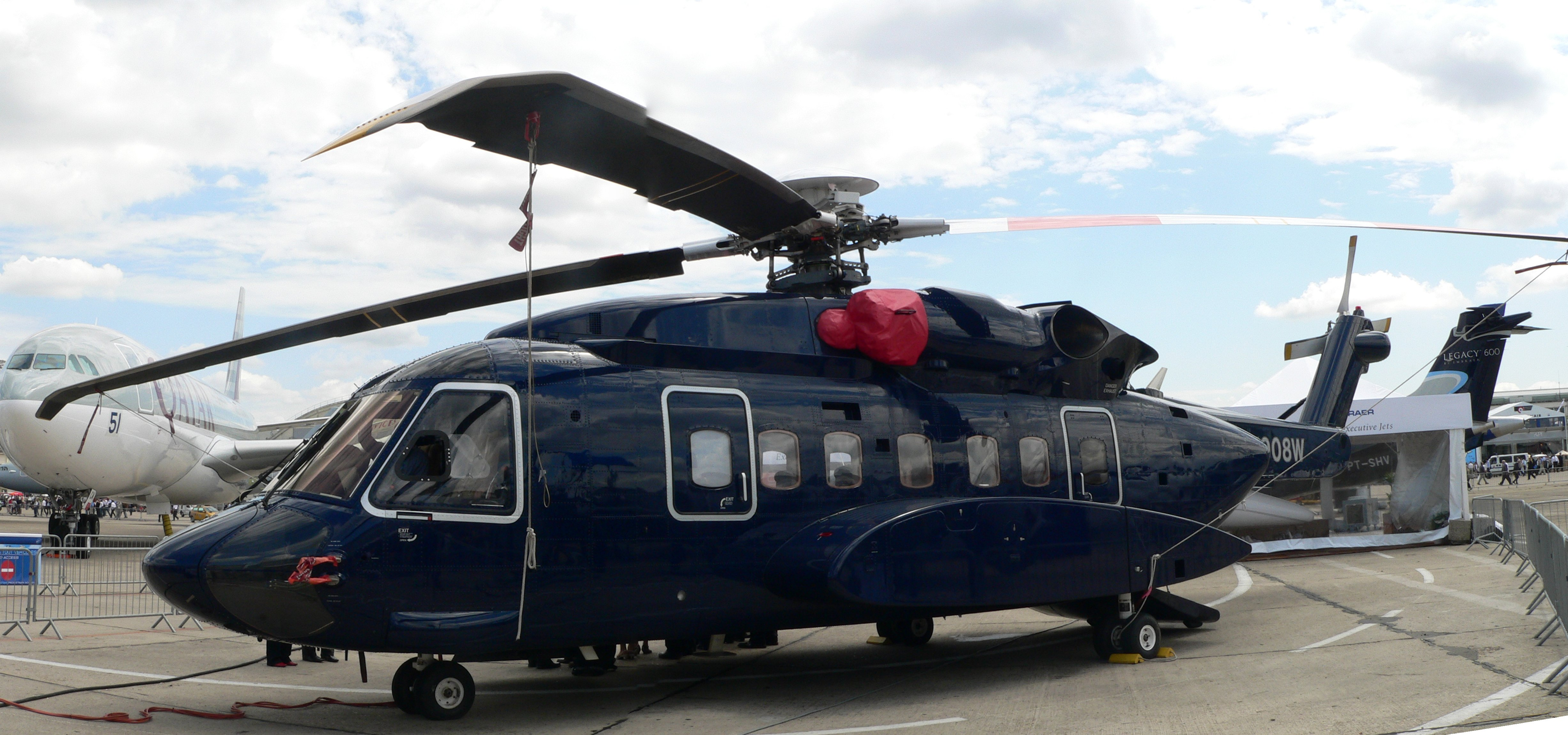 Sikorsky S-92 Helibus #3