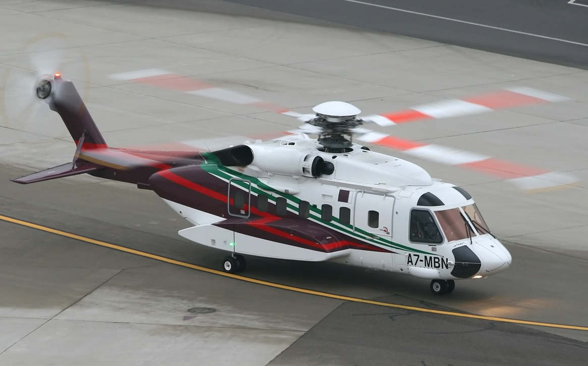 Sikorsky S-92 Helibus #4