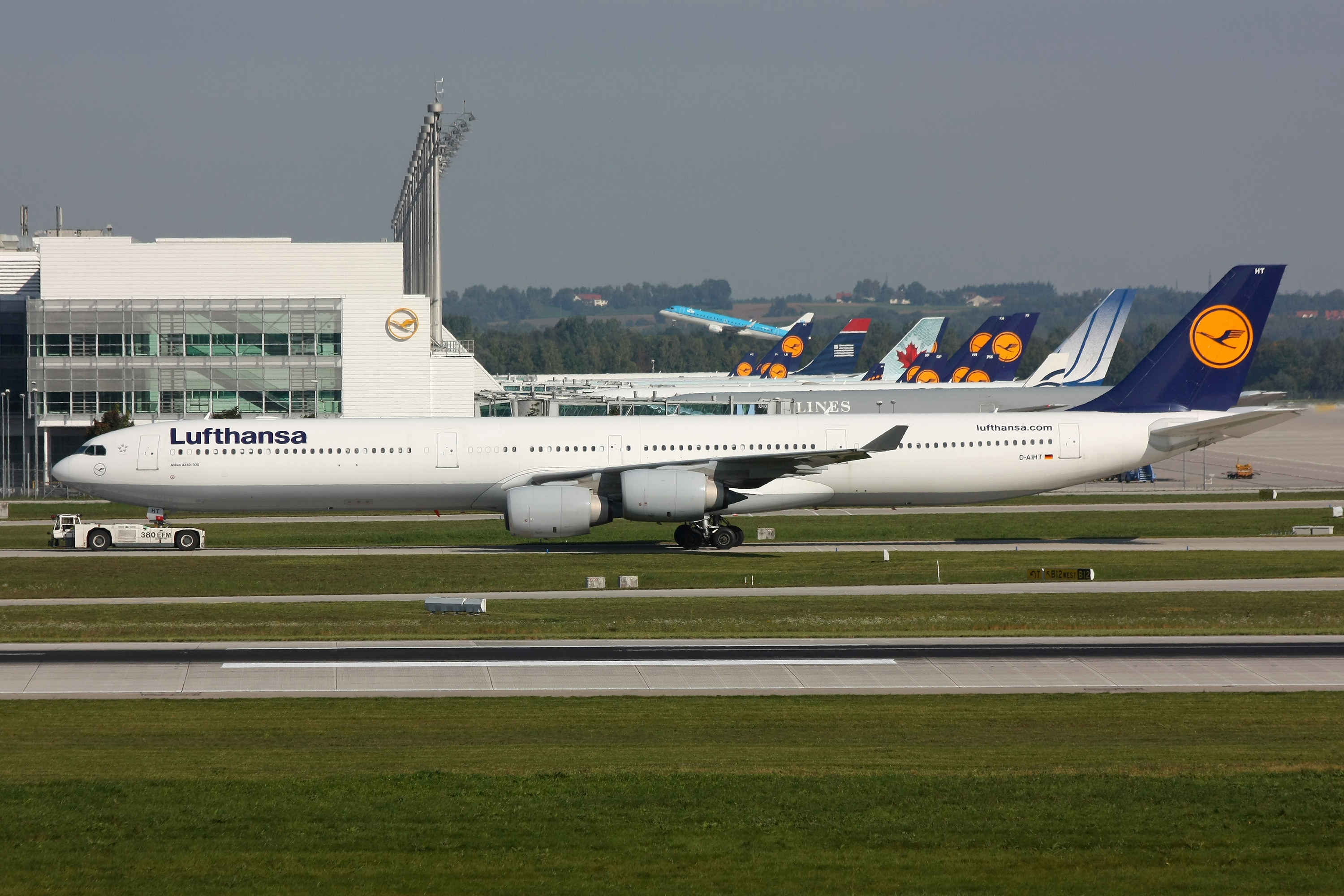 Image result for Airbus A340-500