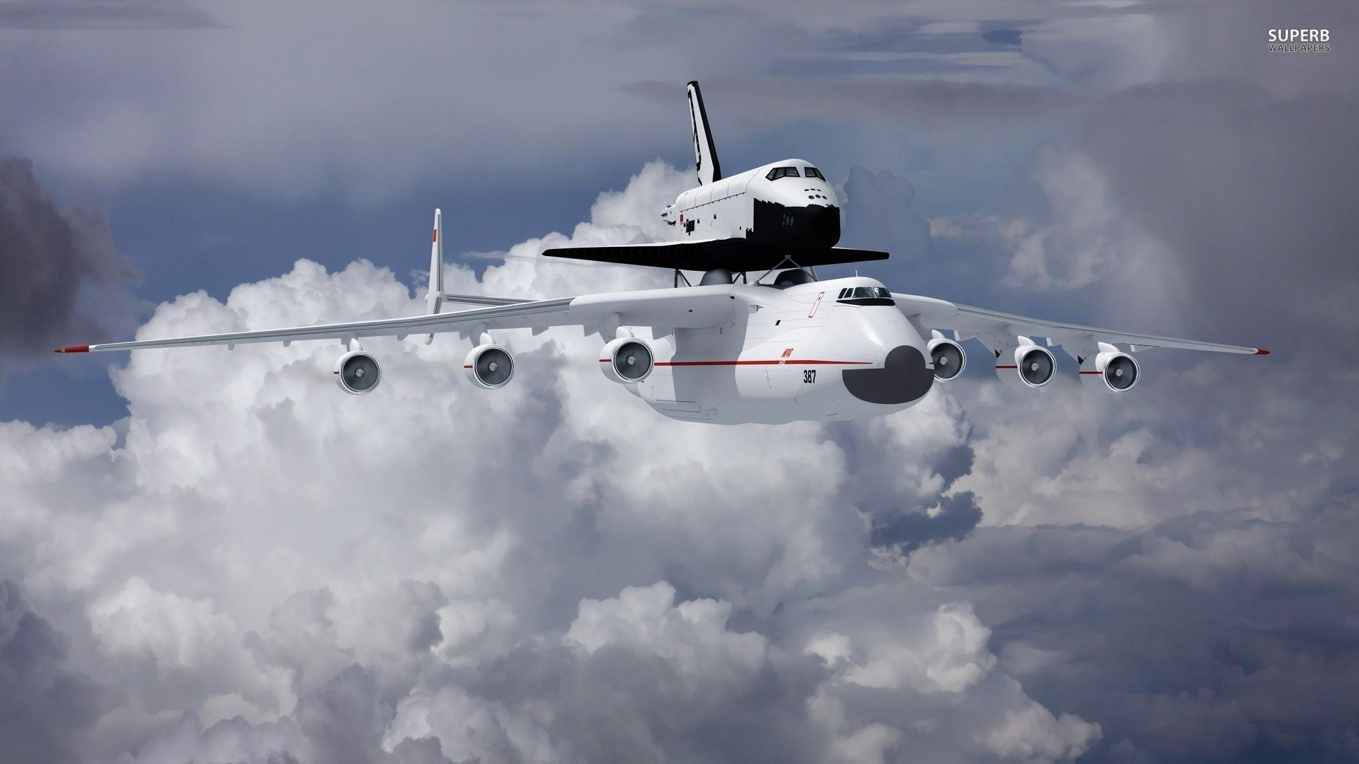The largest passenger aircraft in the world 26