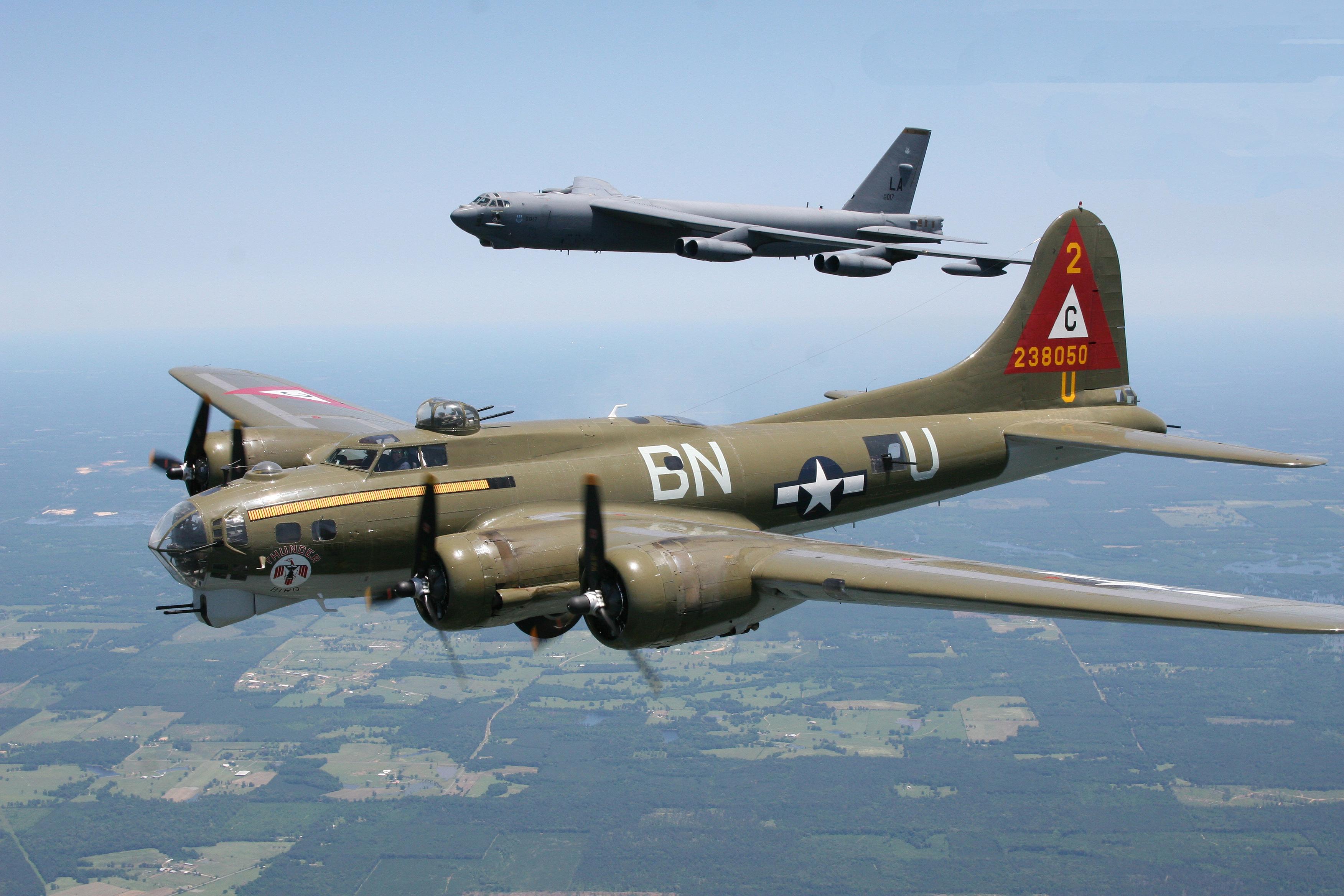 Boeing B-17 Flying Fortress #4