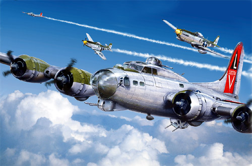 Boeing B-17 Flying Fortress #5