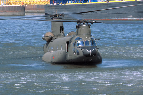 Boeing Commercial Chinook previous