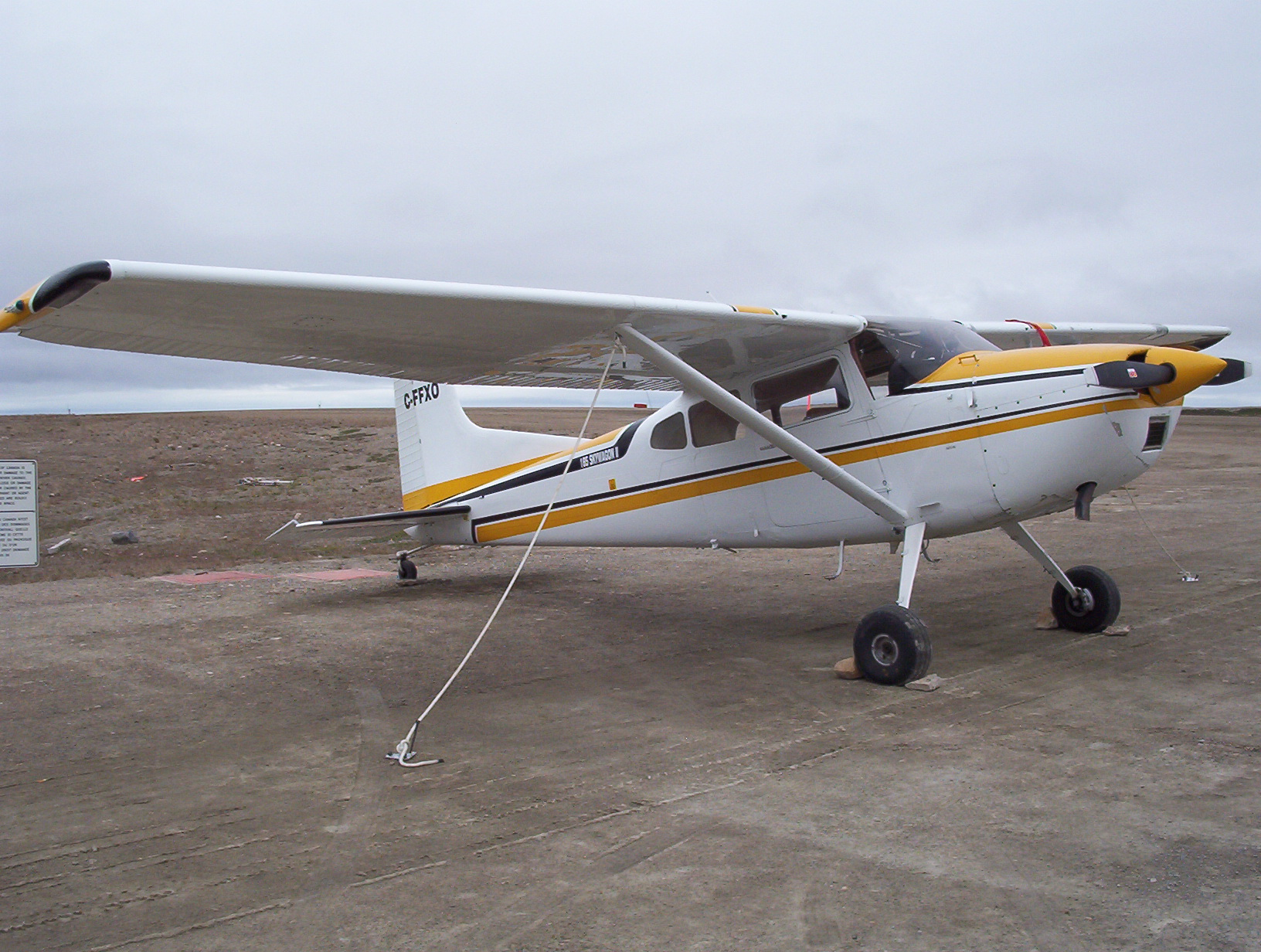 Cessna 180 & 185 Skywagon #1