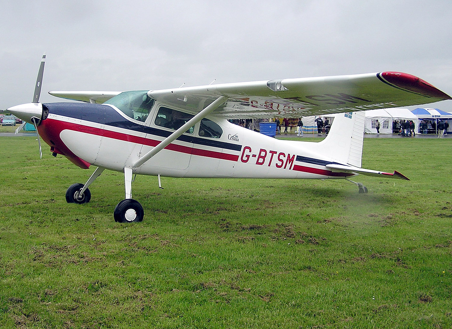Cessna 180 & 185 Skywagon #2