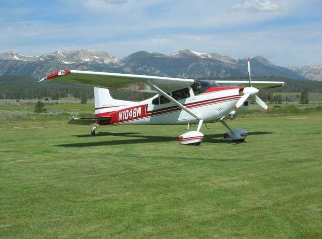 Cessna 180 & 185 Skywagon #3