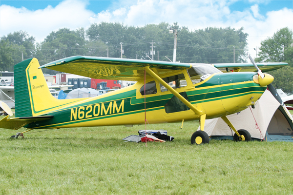 Cessna 180 & 185 Skywagon #4