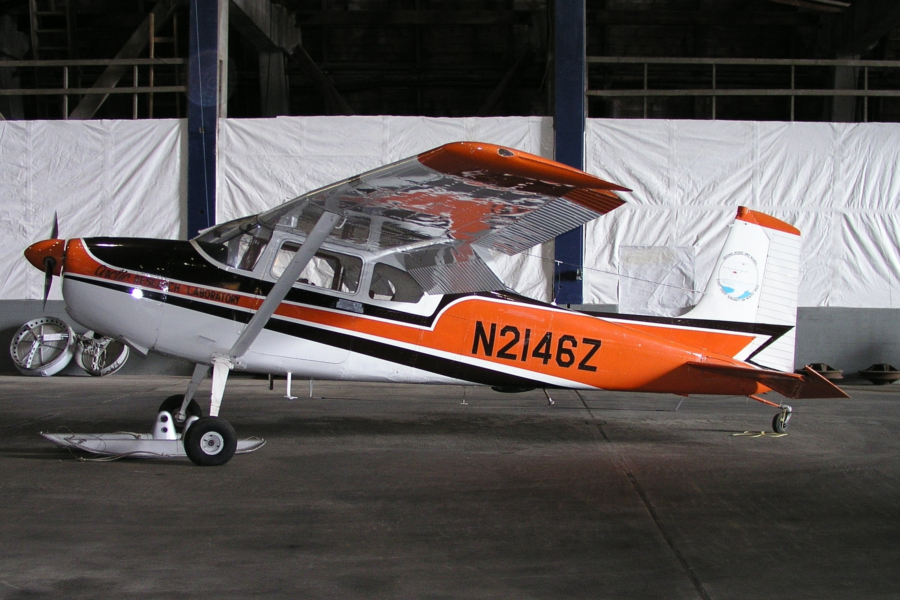 Cessna 180 & 185 Skywagon #6