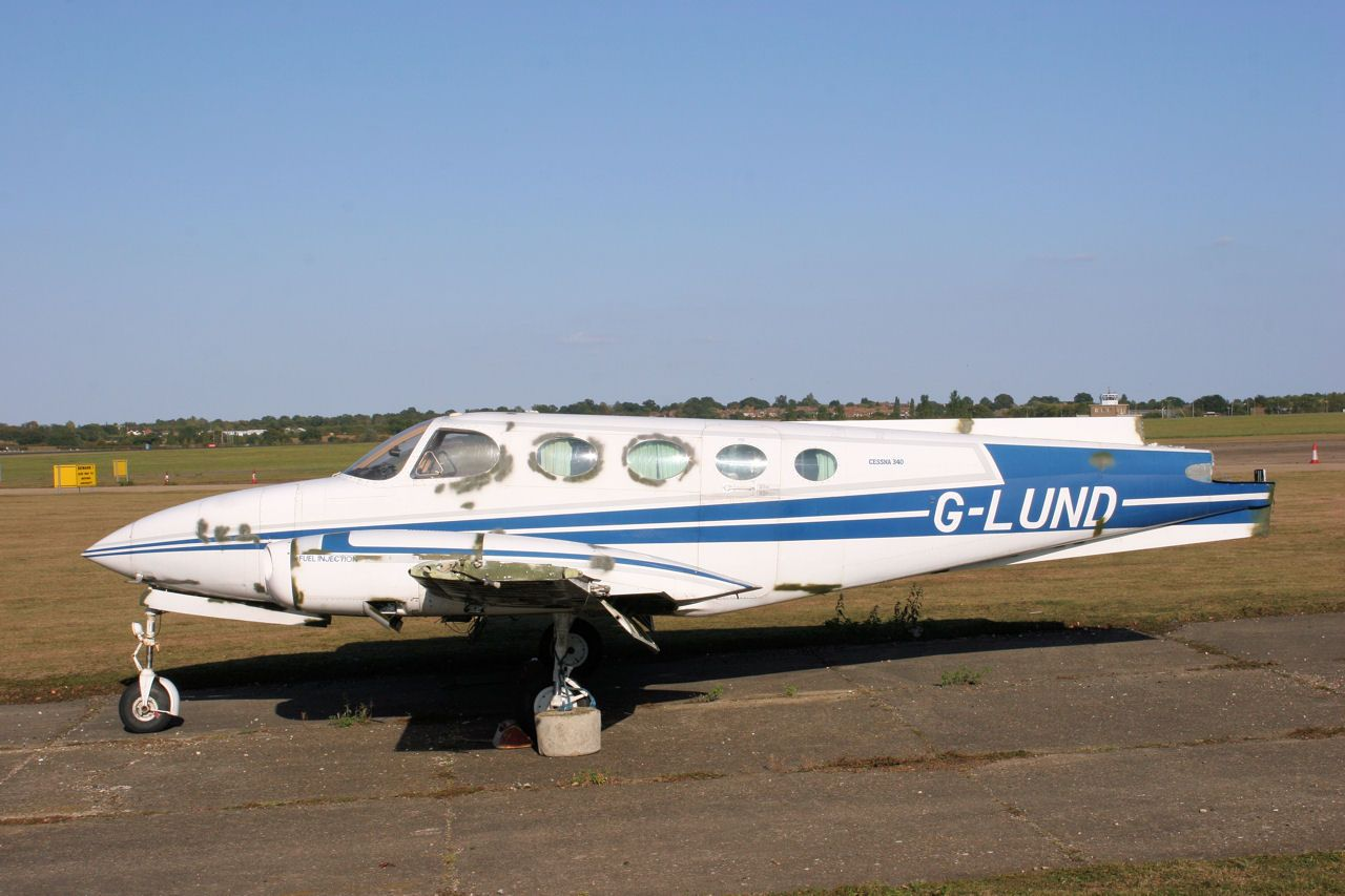 Cessna 340 & 335, pictures, technical data, history - Barrie