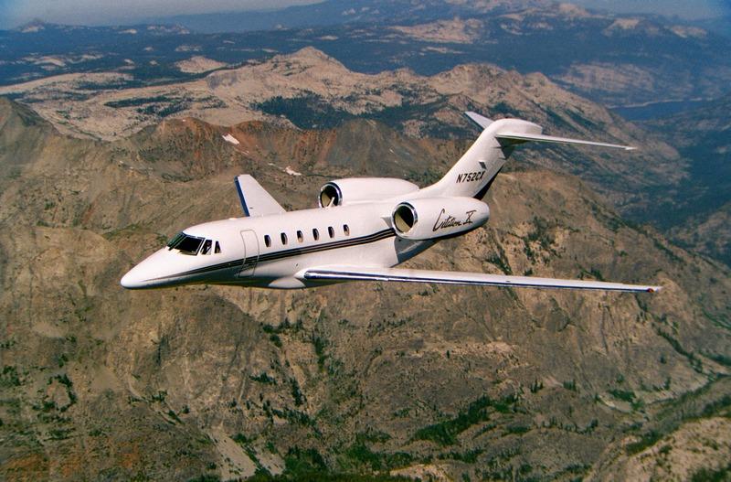 Cessna Citation X picture #03 - Barrie Aircraft Museum
