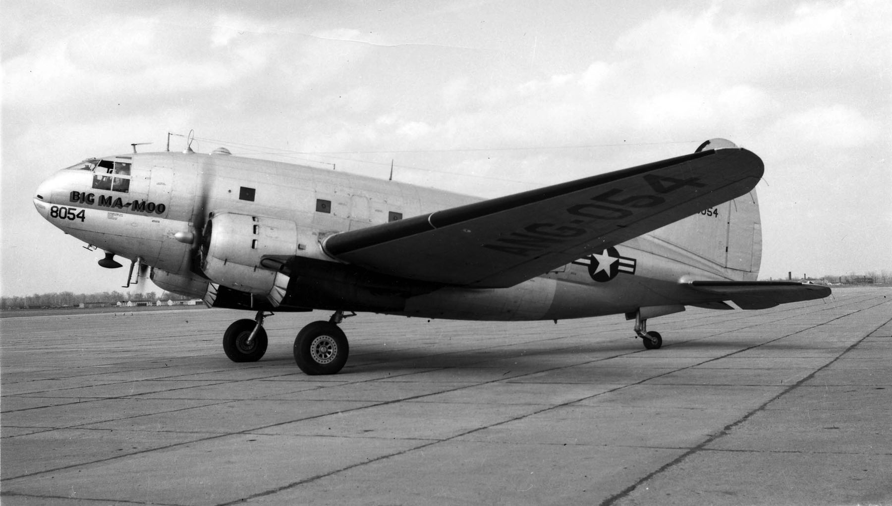 Curtiss C46 Commando Pictures Technical Data History