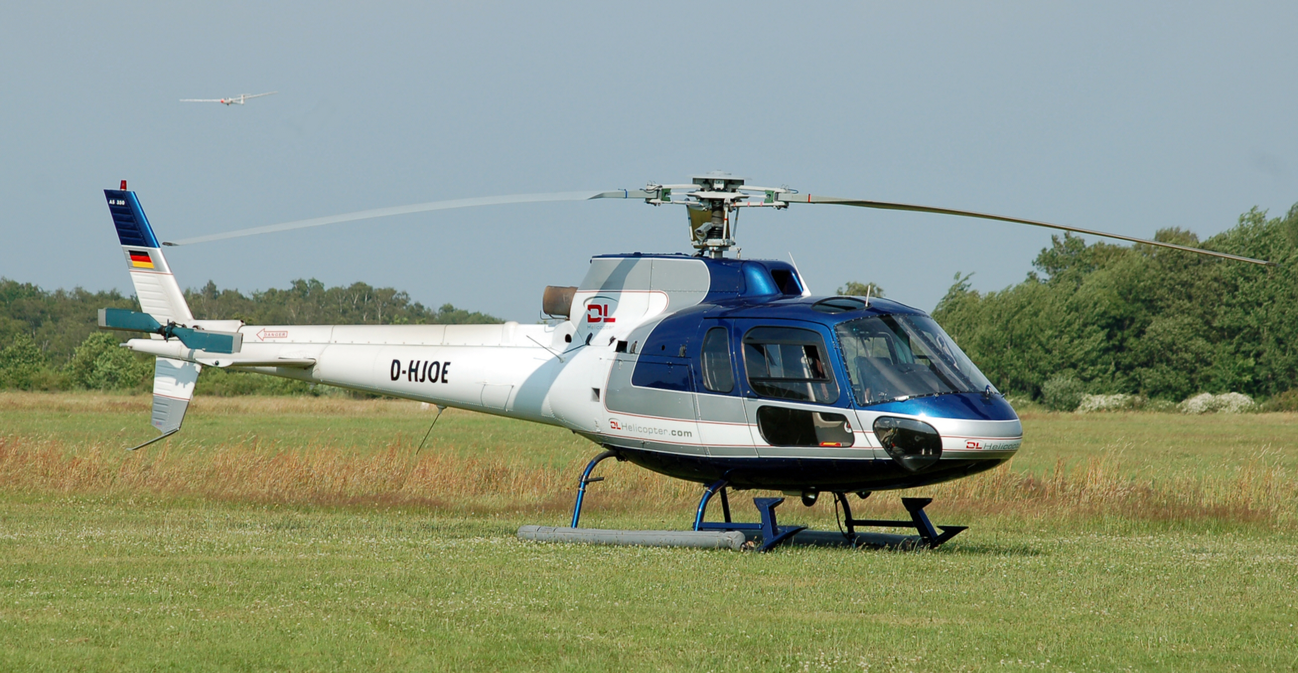 Eurocopter AS-350 Ecureuil #1
