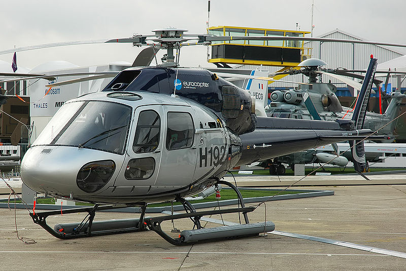 Eurocopter AS-355 Ecureuil 2 #2
