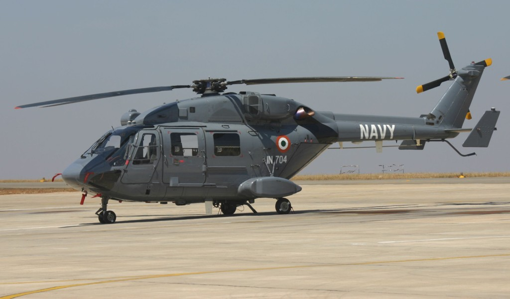 Hindustan Advanced Light Helicopter #4
